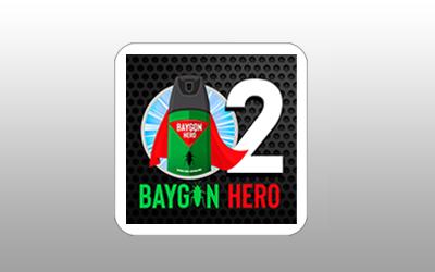 Baygon Hero 2