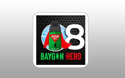 Baygon Hero 8