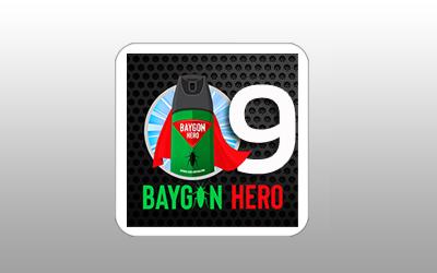 Baygon Hero 9