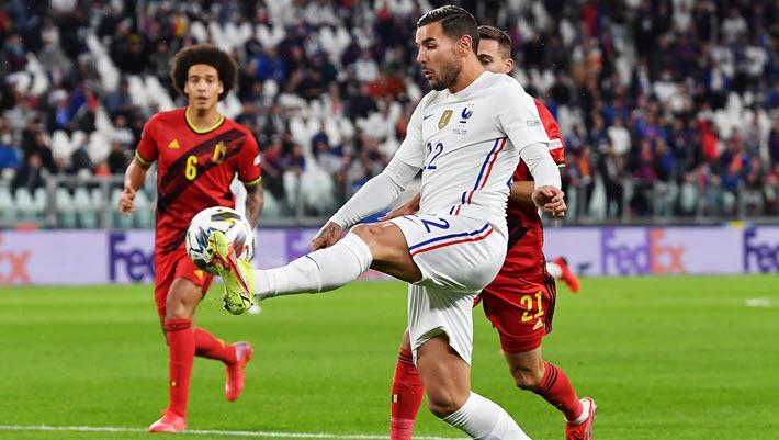 เบลเยี่ยม 2-3 ฝรั่งเศส
