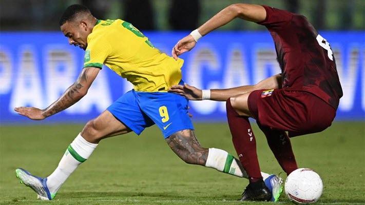 เวเนซูเอล่า 1-3 บราซิล