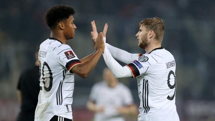 มาซิโดเนียเหนือ 0-4 เยอรมนี