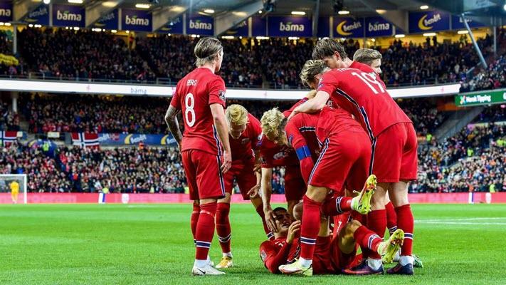 นอร์เวย์ 2-0 มอนเตเนโกร